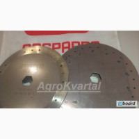 G10123560 Высевающий диск D 2, 5, 26отв на сеялки GASPARDO ОРИГИНАЛ G10123560