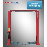 Подъемник автомобильный Launch TLT-235 SC, верхняя синхронизация кареток