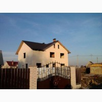 Продажа 3-х этажного дома 350 м2 в новом элитном коттеджном городке, г. Борисполь