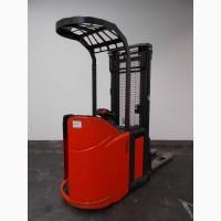 Штабелер с кабиной оператора Linde L12SP по доступной цене