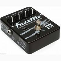 Бас-Гитарная педаль эффектов EBS FuzzMo