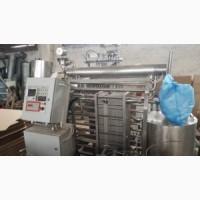 Пастеризационно-охладительная установка А1-ОПЭ, пр-ть 1000 лчас