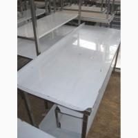 Стол из нержавеющей стали для ресторана, кафе, кофейни, паба, столовой, магазина