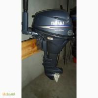 Продам лодочный мотор Yamaha 15 L 4t