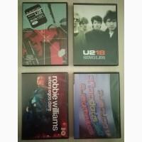 DVD Концерты музыкальных групп