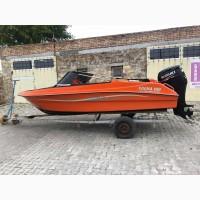 Продам катер Волна 490 с двигетелем